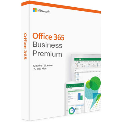 Microsoft Office 365 Business Premium for PC & MAC