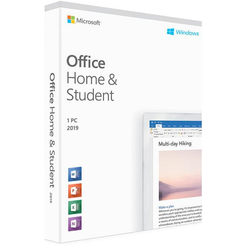 Microsoft Office 2019 Home & Student for Windows PC