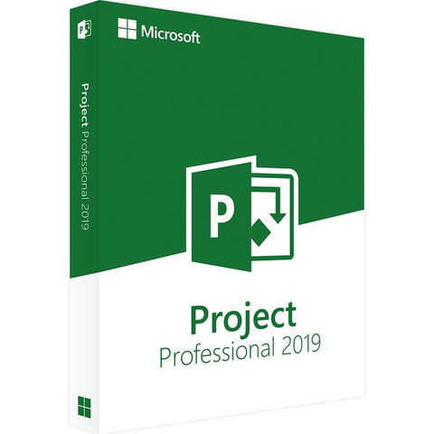 Microsoft Project Professional 2019 For Windows PC