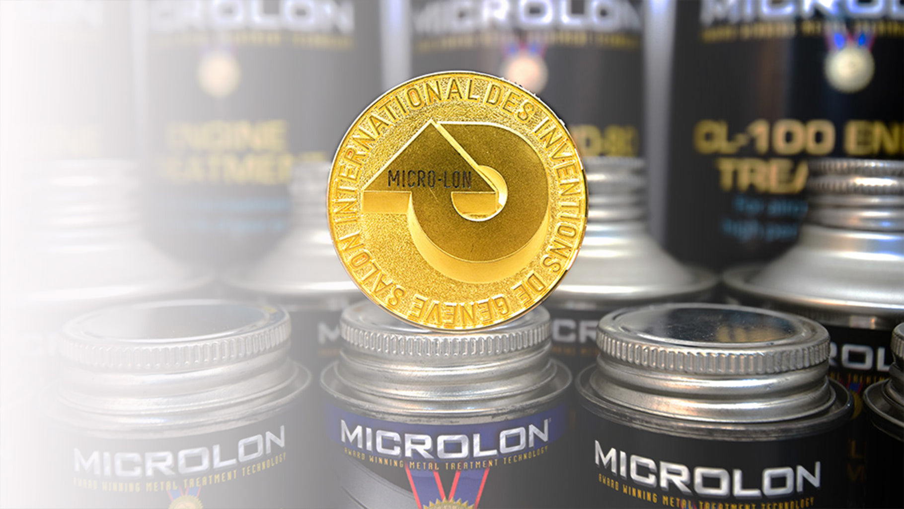 Microlon Award Winning Metal Treatment Technology