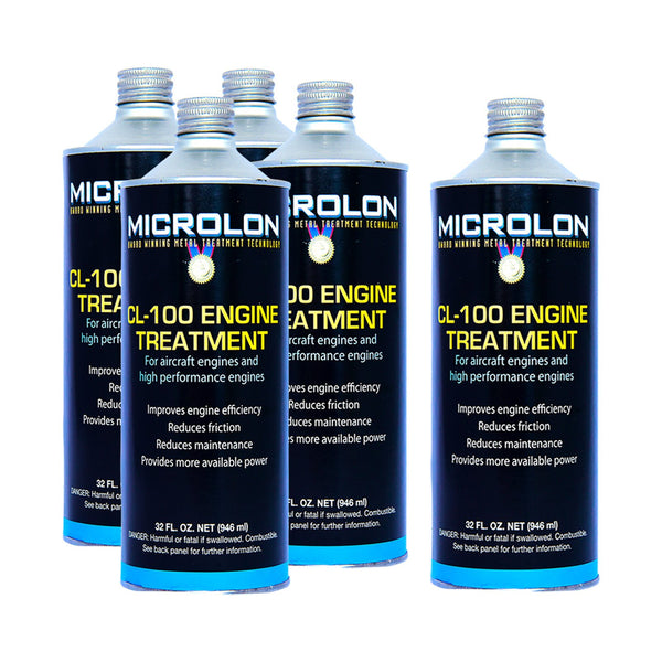 Microlon Engine Treatment Kit - Jacobs Aircraft [R-755-A2 Engine]