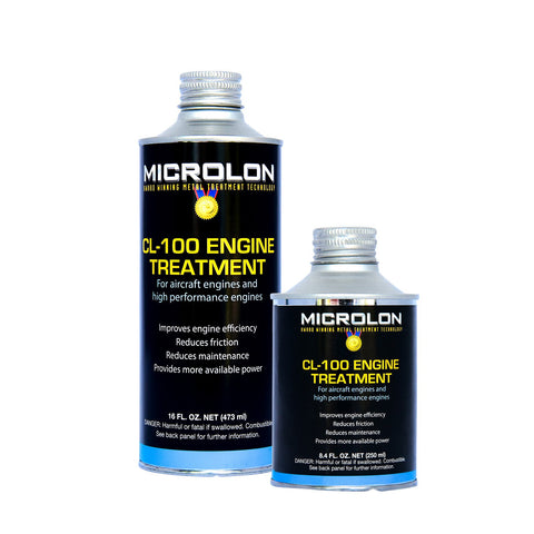Microlon Engine Treatment Kit - Franklin Aircraft [2A-120 Engine]