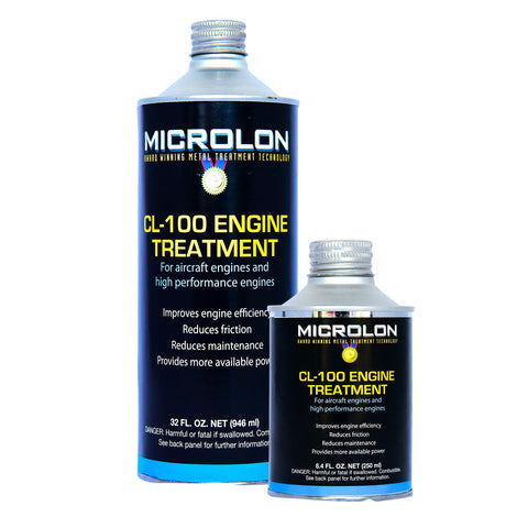 Microlon Engine Treatment Kit - Franklin Aircraft [6AH-165 Engine]