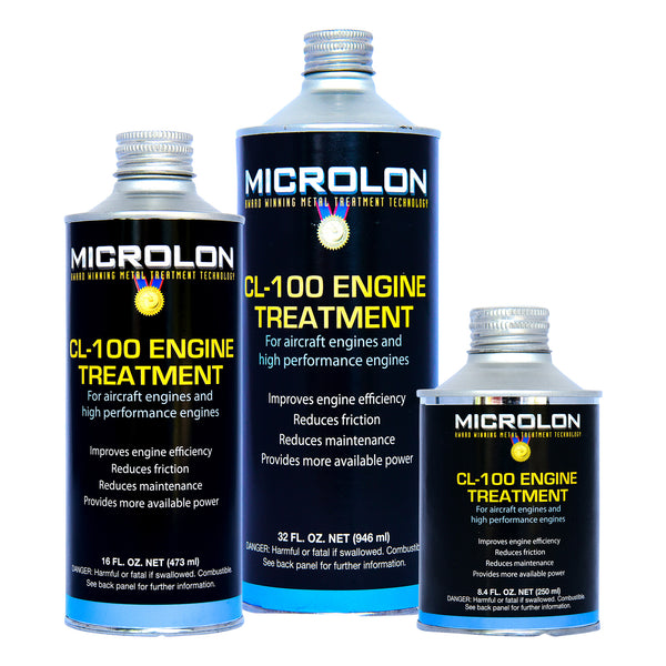 Microlon Engine Treatment Kit - Continental Aircraft [O-470 Engine]