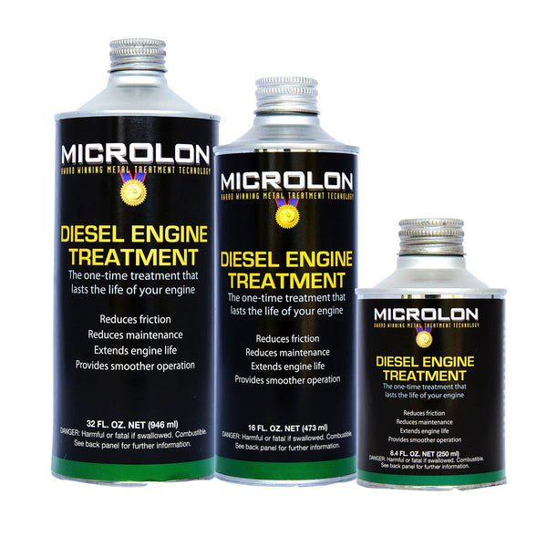 Microlon Diesel Engine Treatment