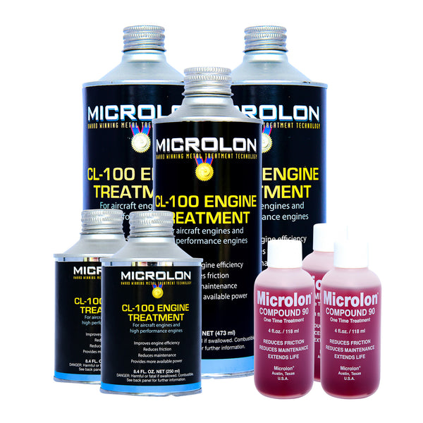 Microlon Marine High Performance Engine Kit - Diesel Inboard / Sternmount [Normally Aspirated 450ci (7.4L) to 500ci (8.2L) Engine]
