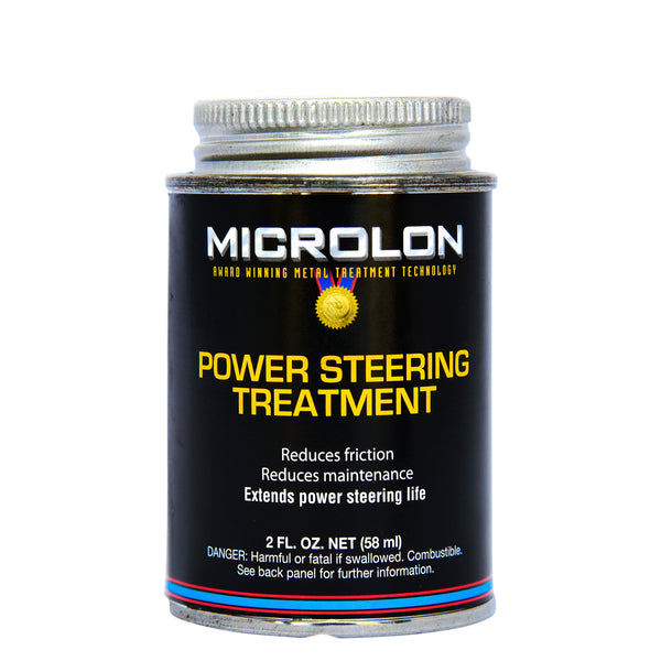 Microlon Power Steering Treatment 2oz