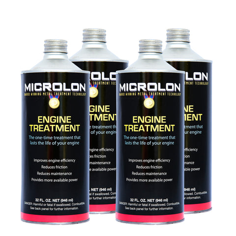 Microlon Engine Treatment 128oz