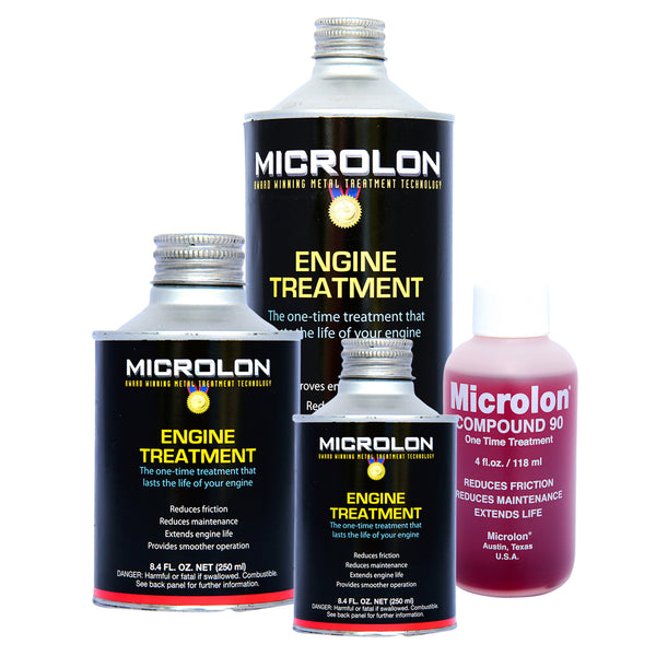 Microlon Marine Standard Engine Kit - Diesel Inboard / Sternmount [Turbo 91.9ci (1.49L) to 152ci (2.5L) Engine]