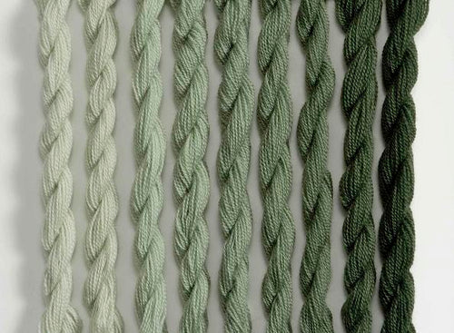 Heathway Milano Crewel Wool - Willow (H0270)
