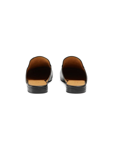 Classic Princetown Slipper - Black Back
