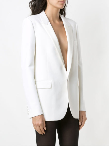 Reve Single-Breasted Blazer