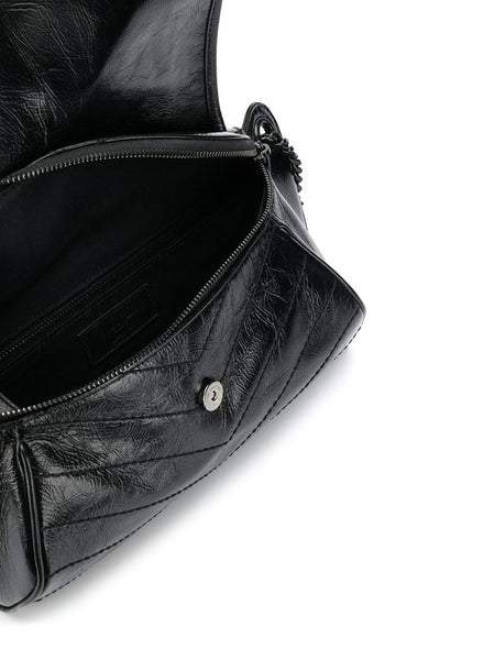 Niki BB shoulder bag - open view