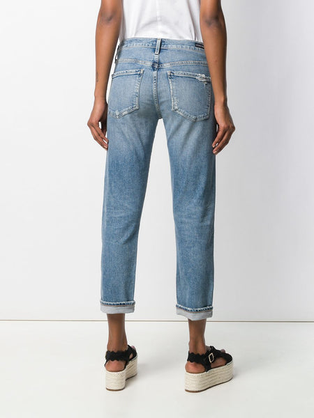 Emerson boyfriend jeans Back