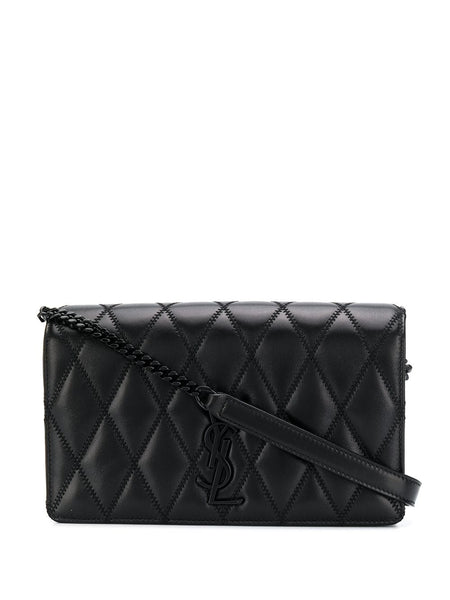 Angie Quilted Shoulder Bag