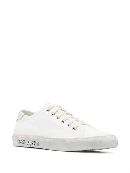 Malibu Distressed-Effect Sneakers 3/4