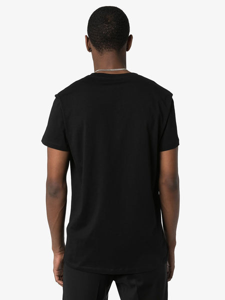 Logo T-Shirt - Black Back