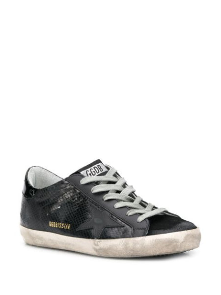 Star Patch Low Top Sneakers 3/4