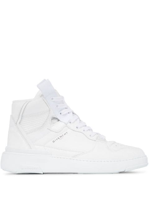 Hi-Top Wing Basketball Sneakers