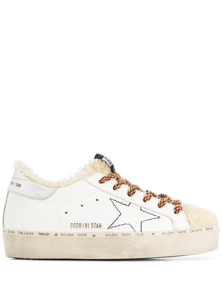 K2 Shearling Hi Star sneakers