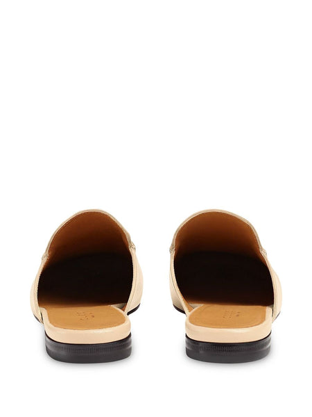 Classic Princetown Slipper - Tan Back
