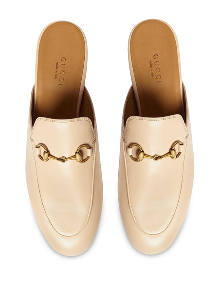 Classic Princetown Slipper - Tan Top