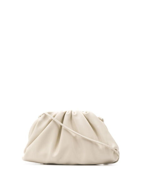 The Mini Pouch Crossbody Bag White
