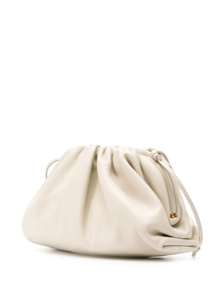 The Mini Pouch Crossbody Bag White 3/4