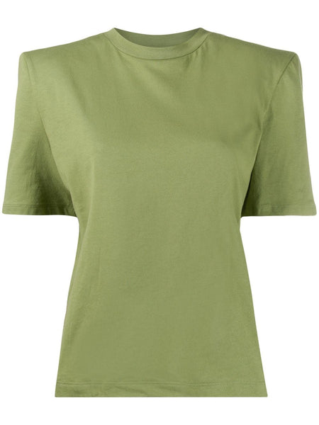The Attico Structured Shoulders T-shirt