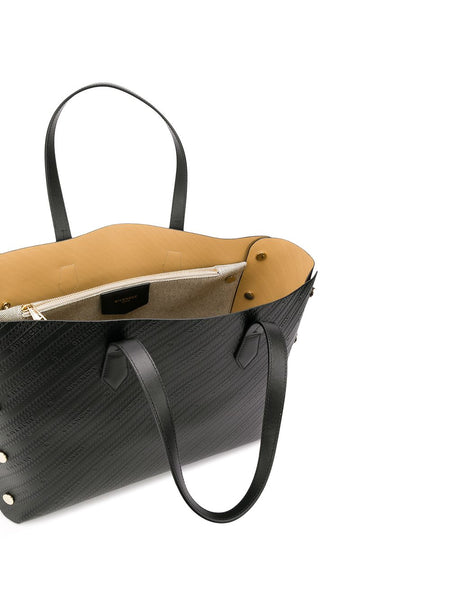 Medium Bond Tote - open view