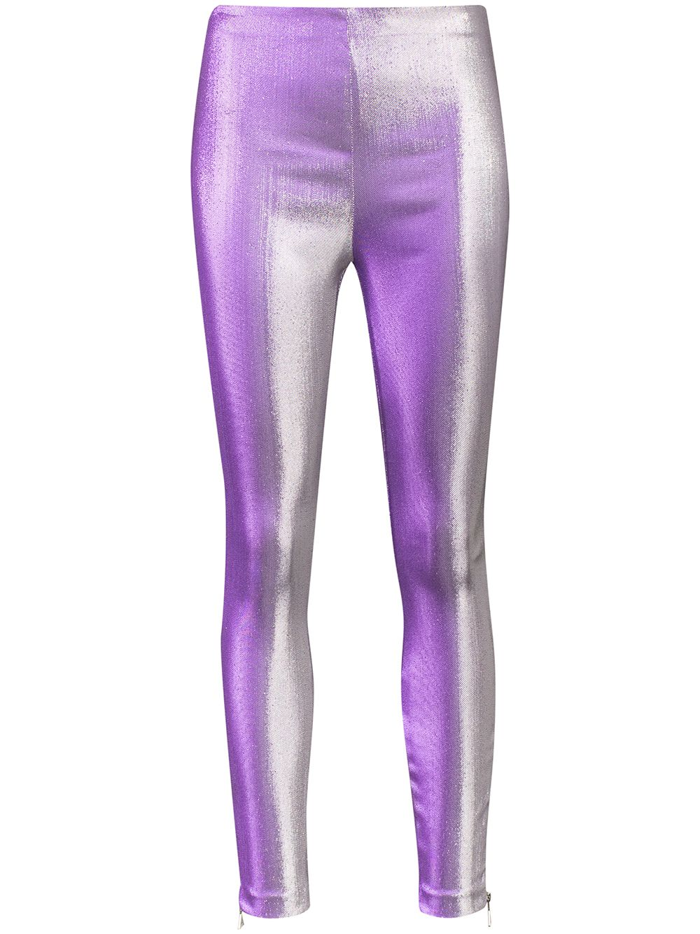 Iridescent Effect Leggings