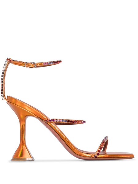 Gilda Crystal Sandals