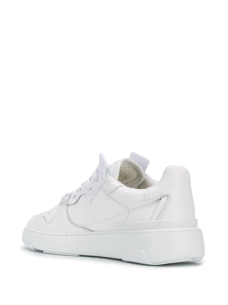 Wing Low-top Sneakers Back