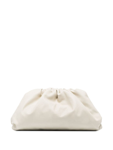 The Pouch Clutch Ivory