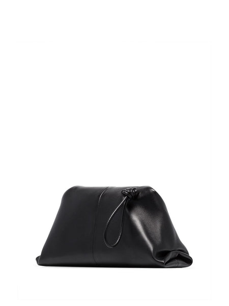 Fold-Over Envelope Clutch Back