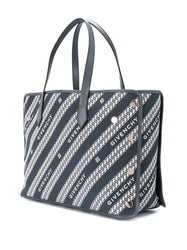 Medium Bond Printed Tote - side view