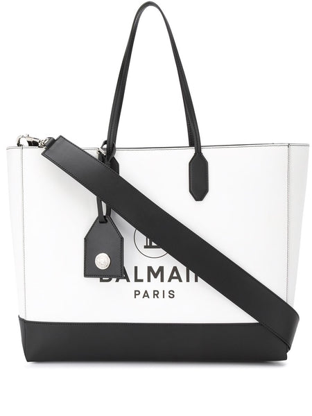 Medium Logo Print Tote