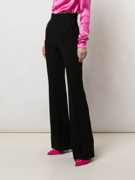 Wide Leg Trousers 3/4