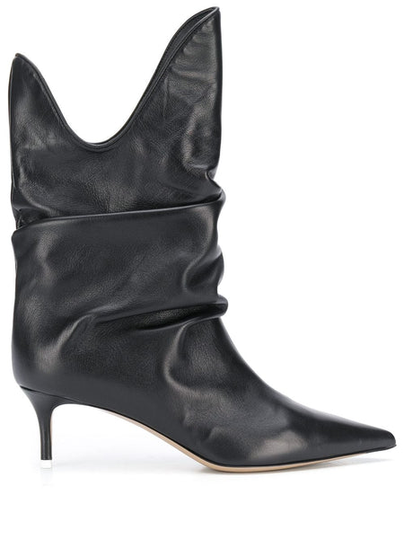 Slouchy 60mm Ankle Boots