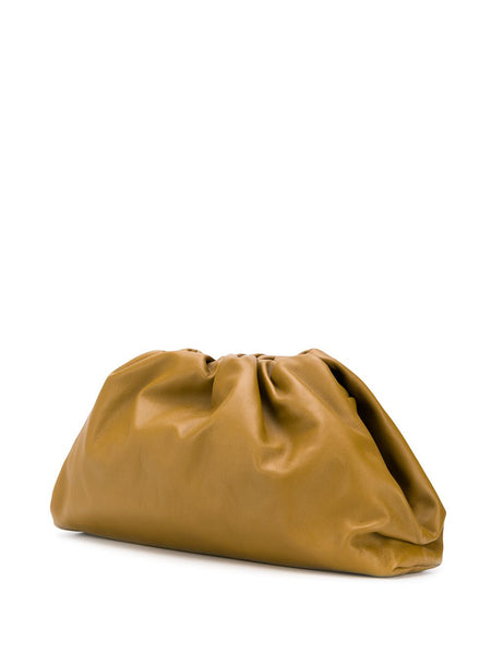 The Pouch Clutch Moutarde 3/4