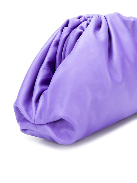 The Pouch - Purple Detail