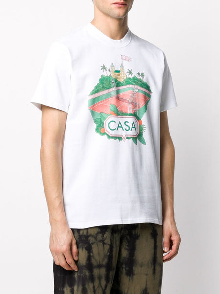 Casa Court T-shirt Left 2