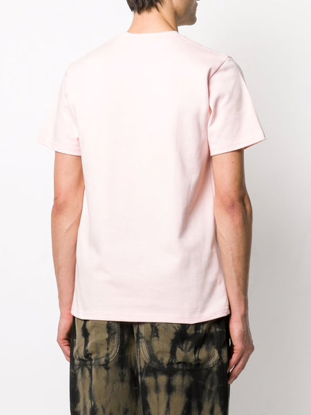 Tennis Club T-shirt - Pink Back