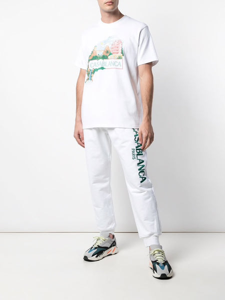 Views-Print Cotton T-shirt Right