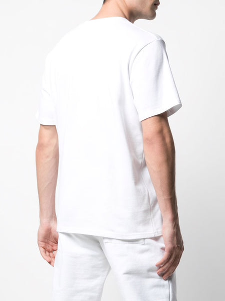 Views-Print Cotton T-Shirt Back