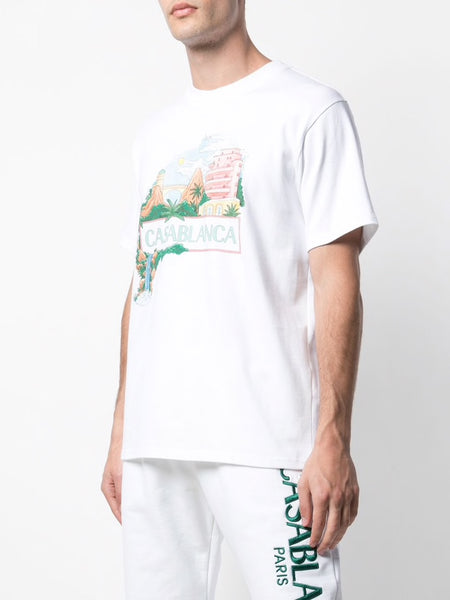 Views-Print Cotton T-shirt Right 2