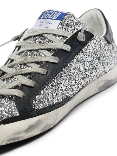 Superstar Glitter Sneakers