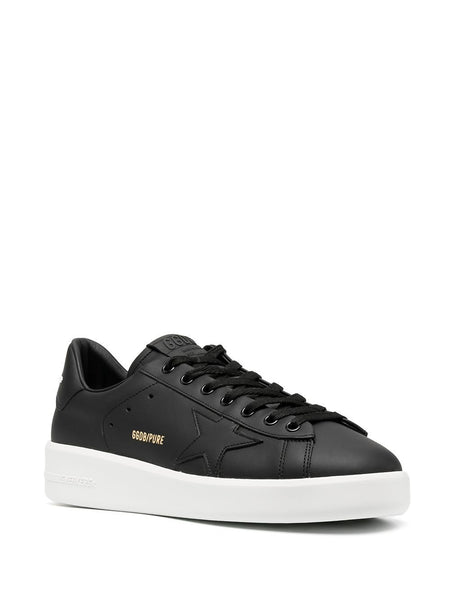 Men's Pure Star Leather Sneakers
