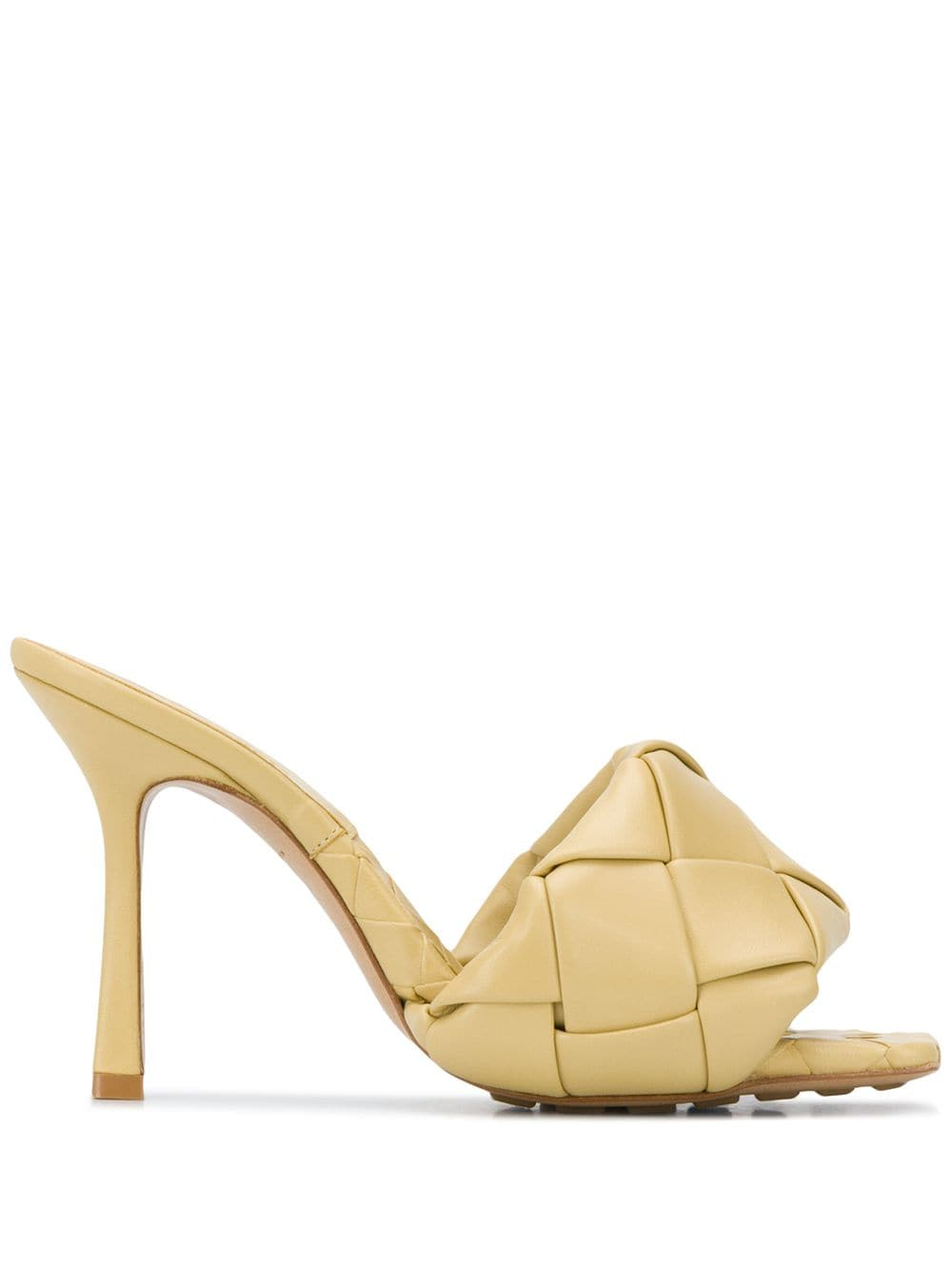 The Lido Sandal - Yellow