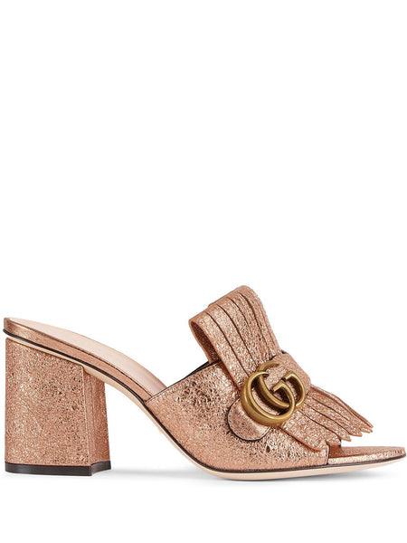Marmont Mule - Gold